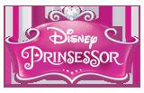 Disney Prinsessor namnlappar