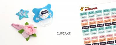 Minilappar Cupcake