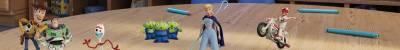 Toy Story namnlappar