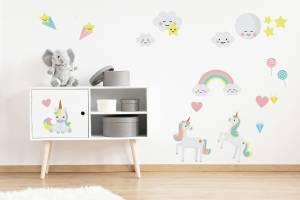 Väggdekor – magi till barnrummet