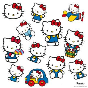 Reflexer: Hello Kitty