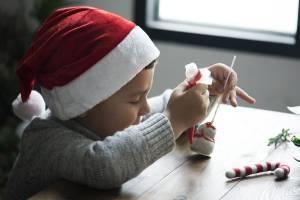 Julverkstad: Tips till julklappar och julpynt som barn kan göra