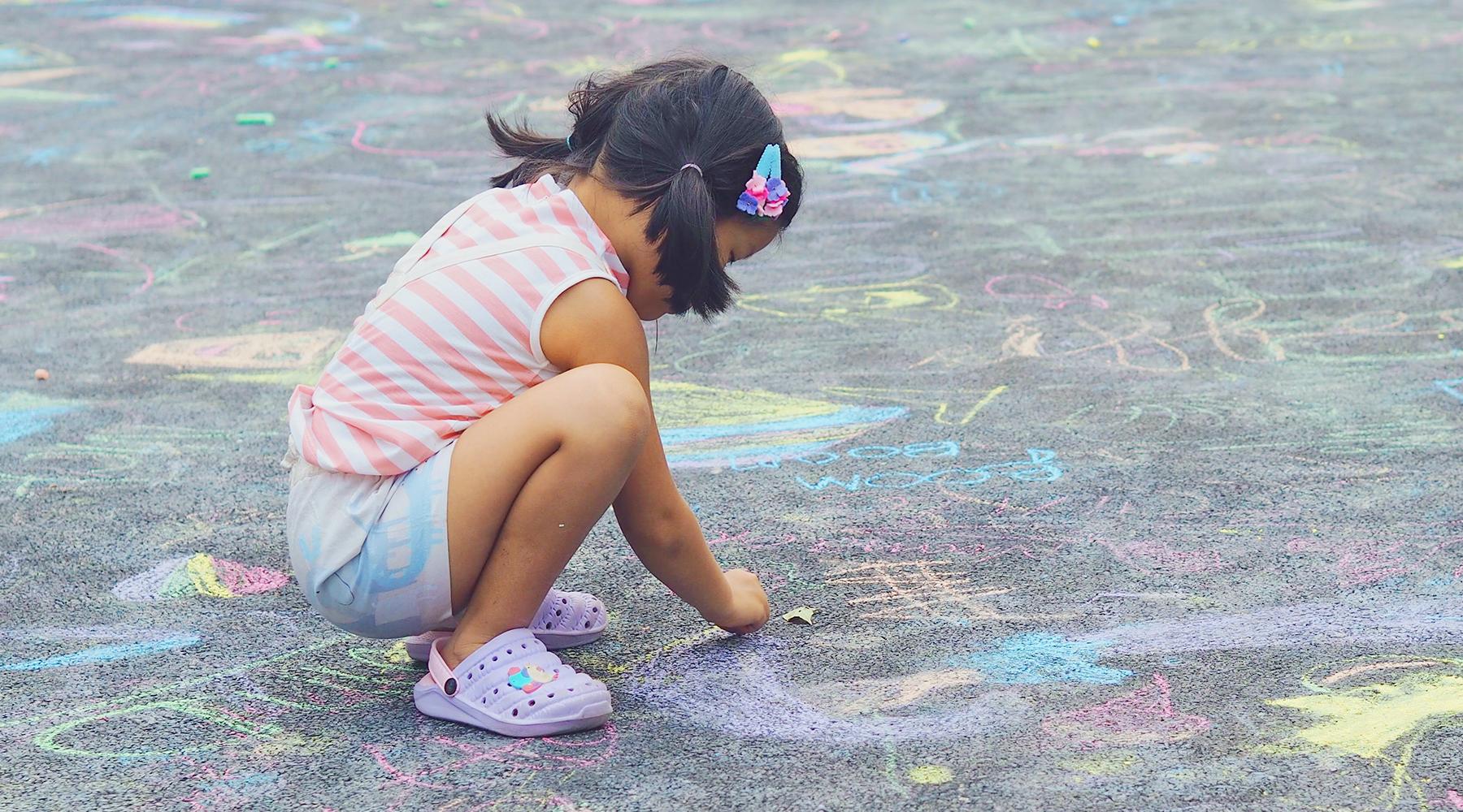 våraktiviteter för barn
