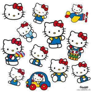 Reflexer med Hello Kitty