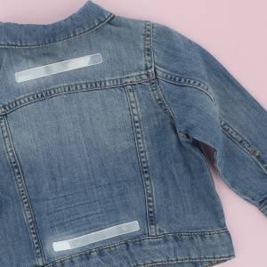Reflexer till ytterkläder